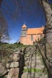 Village Church In Reinberg Royalty Free Stock Image