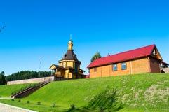 Village church Royalty Free Stock Photo
