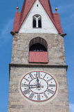 Village church in South Tyrol Stock Photography