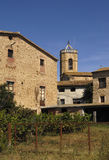 Village of Cistella, Alt Emporda Stock Photos
