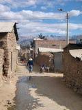 Village at Colca Canyon Royalty Free Stock Image