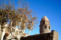Village of Collioure Royalty Free Stock Photo