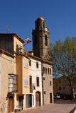 Village of Corsa,  Baix Emporda; Girona province; Catalonia; Spa Royalty Free Stock Images