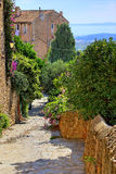 Village on the Cote d'Azur near Saint-Tropez (Fr) Stock Photography