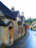 Village in the Cotswolds Royalty Free Stock Photography