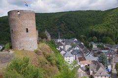 Esch sur sure,luxembourg Stock Photos
