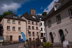 Esch sur sure,luxembourg Royalty Free Stock Image