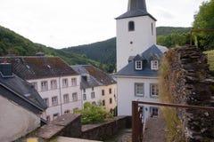 Esch sur sure,luxembourg Stock Image