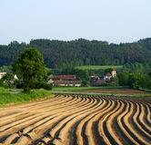 Village countryside Stock Photography
