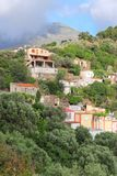 Village in Crete, Greece Royalty Free Stock Images