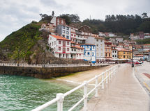 Village of Cudillero Royalty Free Stock Photography
