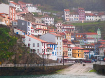 Village of Cudillero Stock Image