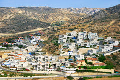Village in Cyprus Royalty Free Stock Photos
