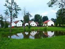 Village, Czech Republic Royalty Free Stock Photo