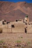 Village d'Ait Semghane, près d'Agdz. Souss-Massa-Draâ image libre de droits