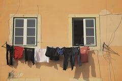 Village d'Alfama photo libre de droits