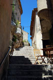 Village d'Eze Photographie stock