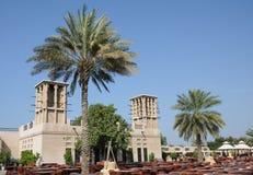 village d'héritage du Dubaï photographie stock