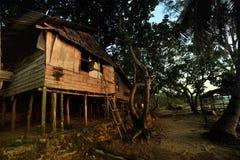 Village d'hinterland Photo stock