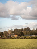 Village d'Ivinghoe, Buckinghamshire, Angleterre Photographie stock