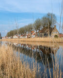 Village of Damme in Belgium Royalty Free Stock Photography