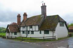 Village de Berkshire Photographie stock libre de droits