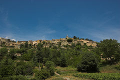 Village de bonnieux, luberon Royalty Free Stock Photos