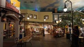 Village de bougie de yankee à Williamsburg, la Virginie Photographie stock