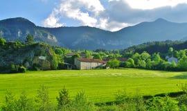 Village de Boulc Image libre de droits