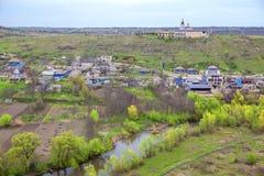 Village de Butuceni de Moldau image stock