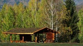 village de cabine images libres de droits