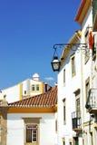 Village de Castelo de Vide, Portugal Photos stock