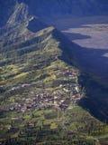 Village de Cemoro Lawang, près de Gunung Bromo dans Java, l'Indonésie images stock