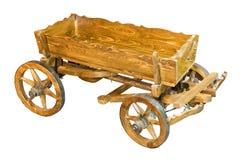 village de chariot Image libre de droits