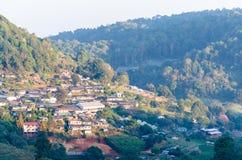 Village de Chiang Mai Photographie stock