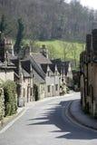 Village de Combe de château photographie stock