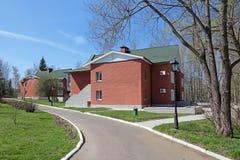 Village de cottage Photo stock
