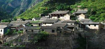 Village de Cuandixia Images stock