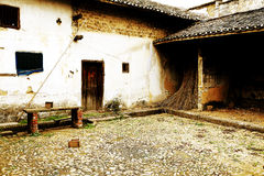 Village de culture de Donghuping en Chine Photo stock