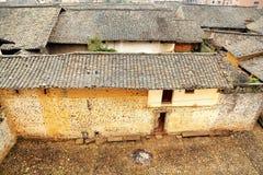 Village de culture de Donghuping en Chine images stock