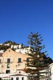 village de frigiliana Espagne de groupe Photo libre de droits