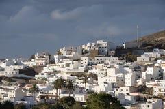 Village de Gran Canaria Photo stock