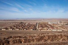 Village de Humberstone photo libre de droits