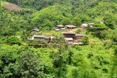 Village de jungle photos libres de droits