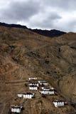 Village de Kibar Photographie stock libre de droits