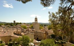 Village de la Provence photographie stock libre de droits