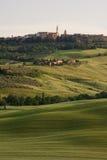 Village de la Toscane images libres de droits