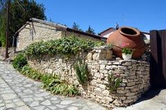 Village de Lania - Chypre Image libre de droits