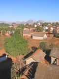Village de Magalasy, Ambalavao photos libres de droits