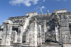 Village de Maya Image libre de droits